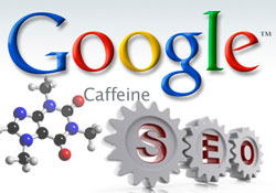 google-caffeine-seo