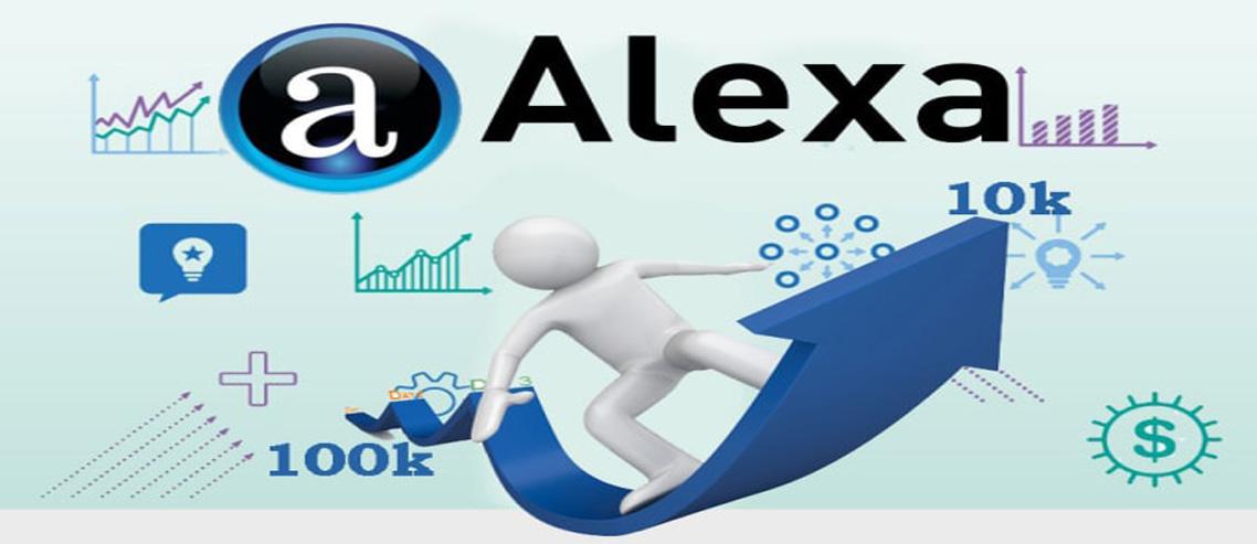 الکسا و معیارهای رتبه بندی آن چیست؟