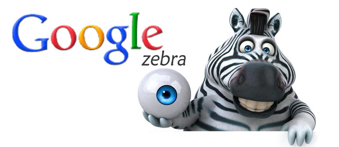 zebra algorithm google